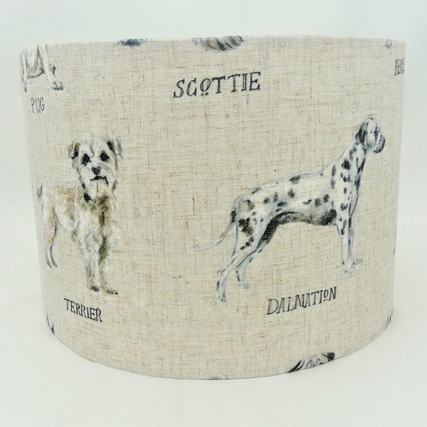 Dogs Pattern Lampshade