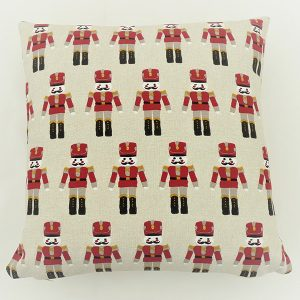 Toy Soldier Cushion