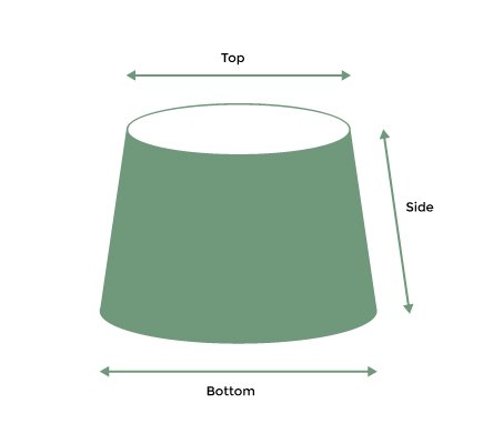 Measurement Lampshade